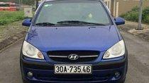 Cần bán xe Hyundai Getz đời 2009, màu xanh lam, nhập khẩu nguyên chiếc