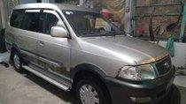 Cần bán xe Toyota Zace GL 2005, màu bạc chính chủ