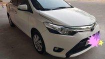 Bán Toyota Vios E CVT sản xuất 2017, màu trắng