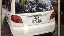 Cần bán gấp Daewoo Matiz sản xuất 2008, màu trắng