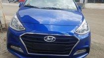 Cần bán xe Hyundai Grand i10 MT đời 2019, màu xanh lam, 350 triệu