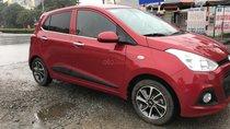Cần bán xe Hyundai Grand i10 2016, màu đỏ, nhập khẩu