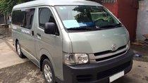 Bán Toyota 16 chỗ, máy dầu đời 2007, xe zin nguyên bản từ đầu, xe chạy dịch vụ
