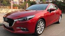 Bán Mazda 3 sx 2017 đăng ký 2018, xe đẹp đi đúng 9000km, cam kết chất lượng bao kiểm tra tại hãng