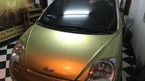 Bán Chevrolet Spark LT đời 2008, màu xanh lam, không dịch vụ, tai nạn hay ngập nước