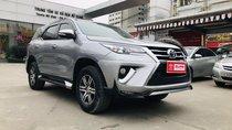 Bán xe Toyota Fortuner V 4X2AT sx 2016 - Màu bạc