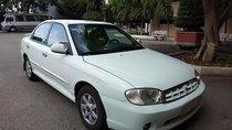 Cần bán xe Kia Spectra 1.6 MT đời 2003, màu trắng