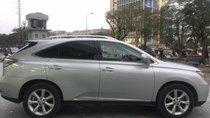 Bán Lexus RX 350 màu bạc, sx 2010 xe đi rất mượt, chủ rất giữ nên còn rất mới