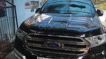 Cần bán lại xe Ford Everest Titanium 2.2L 4x2 AT đời 2016, màu đen, xe nhập xe gia đình