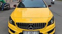 Bán Mercedes CLA 250 4Matic đời 2015, màu vàng, nhập khẩu nguyên chiếc