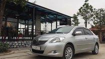 Cần bán lại xe Toyota Vios E năm sản xuất 2012, màu bạc giá cạnh tranh