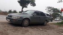 Cần bán Toyota Corolla 1.6 sản xuất năm 1993, màu xám, nhập khẩu nguyên chiếc, giá cạnh tranh
