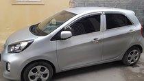 Bán xe Kia Cerato 1.25 MT đời 2017, màu bạc xe gia đình