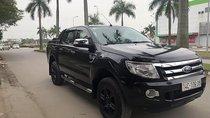 Cần bán Ford Ranger 2.2 năm sản xuất 2014, màu đen, xe nhập