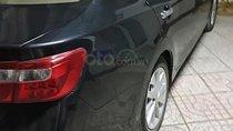 Bán xe Toyota Camry 2.5G đời 2012, màu đen như mới