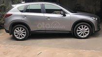 Bán ô tô Mazda CX 5 đời 2015, màu bạc
