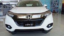 Bán Honda HR-V G đời 2019, màu trắng, nhập khẩu Thái Lan