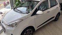 Bán xe Hyundai Grand i10 1.2 AT đời 2019, màu trắng, giá tốt nhất miền Nam