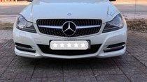 Bán xe Mercedes sản xuất 2012, ĐKLĐ 2013, màu trắng, nhập khẩu nguyên chiếc