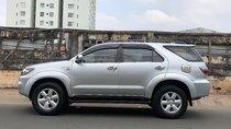 Bán Toyota Fortuner đời 2011, màu bạc, giá chỉ 500 triệu