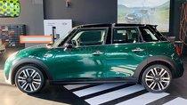 Cần bán xe Mini Cooper S 5Dr sản xuất năm 2018, màu xanh lam, nhập khẩu