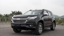 Chevrolet Trailblazer ưu đãi tới 90 triệu, hỗ trợ ngân hàng vay tối đa