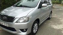 Bán Toyota Innova 2.0E đời 2013, màu bạc