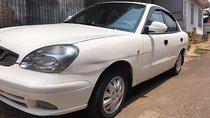 Cần bán Daewoo Nubira năm sản xuất 2002, màu trắng giá cạnh tranh