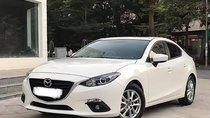 Bán xe Mazda 3 1.5AT 2015, màu trắng