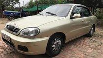 Cần bán gấp Daewoo Lanos 1.5MT năm 2001, màu vàng, số sàn, giá cạnh tranh