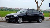 Bán BMW 3 Series 320i GT 2013, màu đen, xe nhập