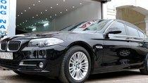 Cần bán lại xe BMW 5 Series 520i năm sản xuất 2015, màu đen, nhập khẩu