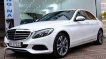 Bán Mercedes C250 năm sản xuất 2017, màu trắng