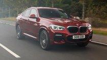 Bán ô tô BMW X4 x20i đời 2019, màu đỏ, nhập khẩu nguyên chiếc