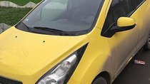 Cần bán lại xe Chevrolet Spark 1.0 đời 2014, màu vàng, xe nhập