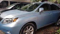 Cần bán Lexus RX 350 AWD 2009, màu xanh lam, nhập khẩu nguyên chiếc chính chủ