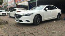 Bán ô tô Mazda 6 đời 2017, màu trắng