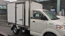 Bán Suzuki Carry Pro thùng kín Composite nối dài có cửa hông, màu trắng, nhập khẩu