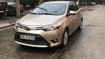 Bán Toyota Vios 1.5G AT 2018 chính chủ, xe vẫn mới cứng