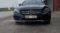 Bán xe Mercedes C300 AMG 2015 màu đen, xe cực đẹp, giá tốt
