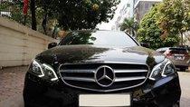 Bán Mercedes E250 AMG đời 2016, màu đen, nội thất kem cực mới, giá 1,4xx triệu
