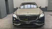 Mercedes-Maybach S560 2019 có bộ trang bị mới trị giá 1,8 tỉ VNĐ