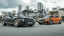 Bentley Continental GT 2020 ra mắt động cơ mới