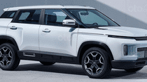Geely SX12 - Chiếc Crossover Trung Quốc đẹp không thua Range Rover