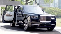 Rolls-Royce Cullinan 2019 chốt giá hơn 23 tỷ đồng tại Philippines