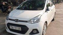 Bán Hyundai Grand i10 sản xuất năm 2017, màu trắng, nhập khẩu Ấn Độ