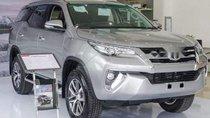 Bán xe Toyota Fortuner đời 2019, màu bạc. Ưu đãi hấp dẫn
