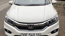 Cần bán lại xe Honda City đời 2017, màu trắng như mới