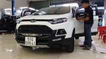 Cần bán gấp Ford EcoSport 2017, màu trắng, giá cạnh tranh
