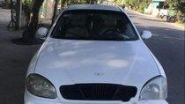 Bán xe Daewoo Lanos đời 2002, màu trắng chính chủ